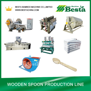 Wooden Spoon making machine