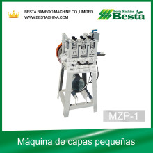 Máquina de estratificación pequeña, máquina de palillo de bambú (MZP-1)