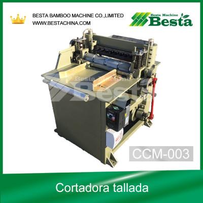 Cortadora tallada CCM-003C, máquina para hacer palitos de helado