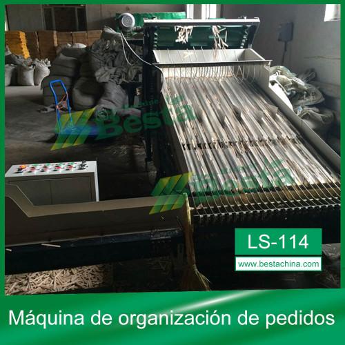 Máquina de organización de pedidos