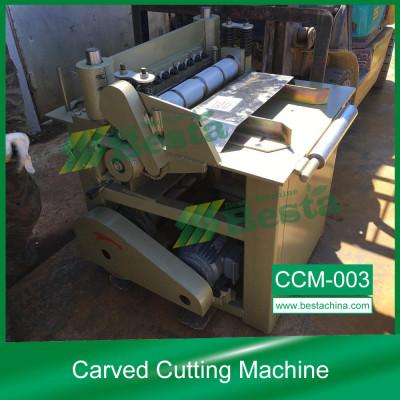 Tongue depressor stick making machine, carved cutting machine