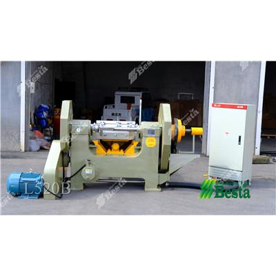High output wood rotary cutting machine, china best wood rotary cutting machine