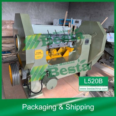 L520B Wood Rotary Cutting Machine, Wooden Spoon Forming Machine