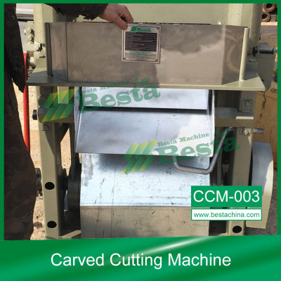 Carved Cutting Machine CCM-003C, 93mm ice cream stick making machine