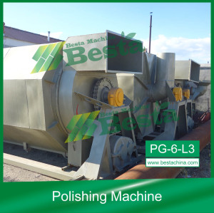 Polishing Machine (ice cream sticks )-New design