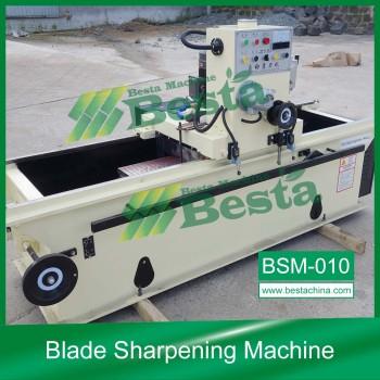 Blade Sharpening Machine (for ice-cream stick line)