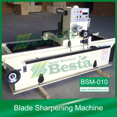 Blade Sharpening Machine (for ice-cream stick line)