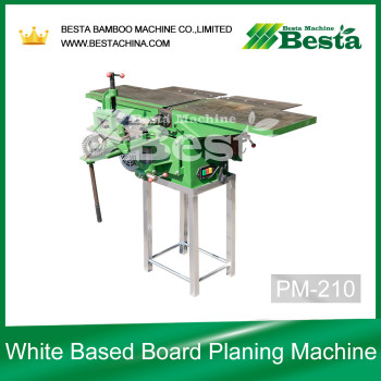 White Based Board Planing Machine,Ice cream stick making machine