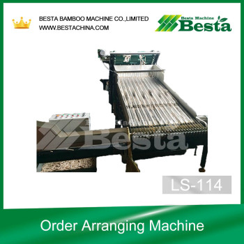 Wooden Ice Cream Stick Order Arranging Machine,Ice cream stick making machine
