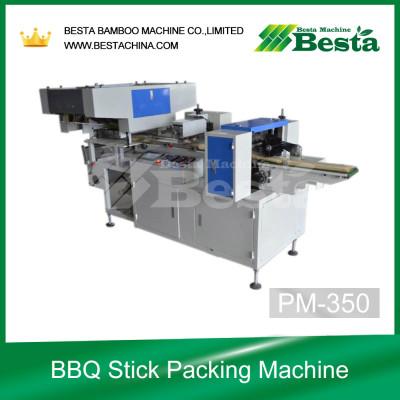 Automatic BBQ Stick Packing Machine