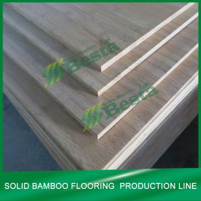 Solid Bamboo Flooring Machine