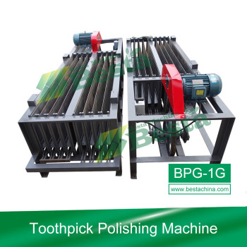 BPG-2G Chopstick Polishing Machines, Chopstick Making Machine