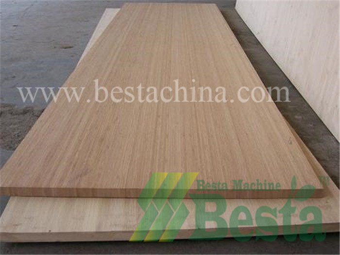 bamboo board making machine