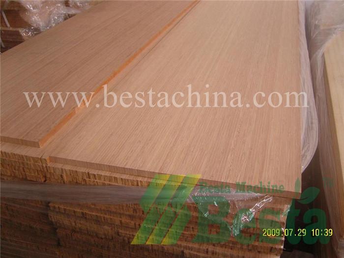 bamboo board making machine
