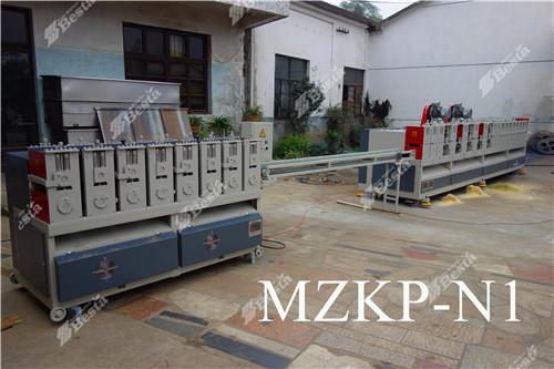 MZKP-N1 BAMBOO EXPANDING STRANDING MACHINE