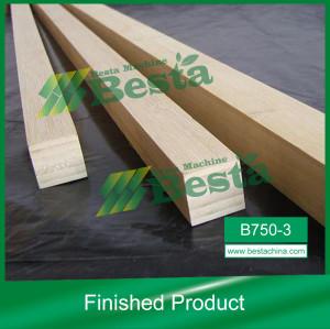 Solid Bamboo Board Hot Press Machine, Strand Woven Flooring Making Machine