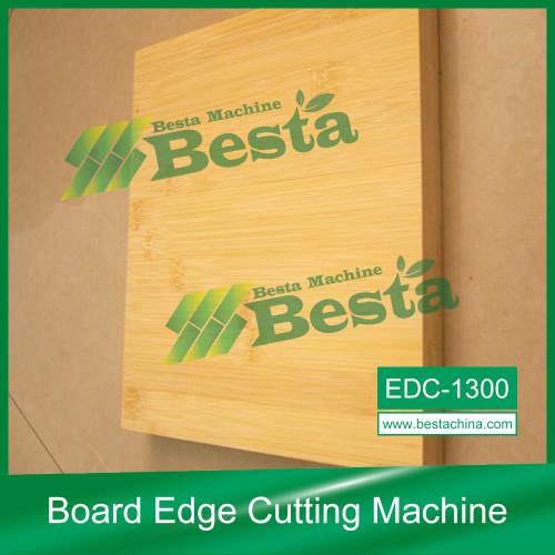 Board Edge Cutting Machine, Strand Woven Flooring Making Machine