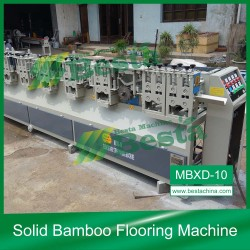 Solid Bamboo Flooring Machine,Bamboo Strip Planing Machine (MBXD-10)