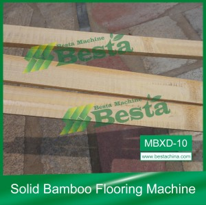 Solid Bamboo Flooring Machine,Bamboo Strip Planing Machine (MBXD-10)