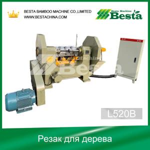 Деревянный роторный автомат для резки L520B, машина ручки мороженного Derevyannyy rotornyy avto
