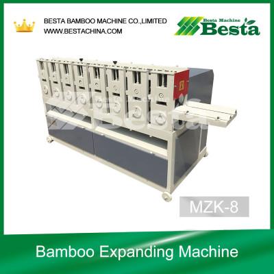 Bamboo Expanding Machine, Bamboo Flooring Machine