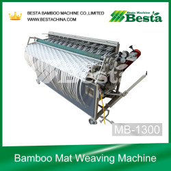 Bamboo Mat Weaving Machine
