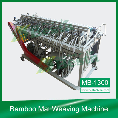 Bamboo Mat Weaving Machine