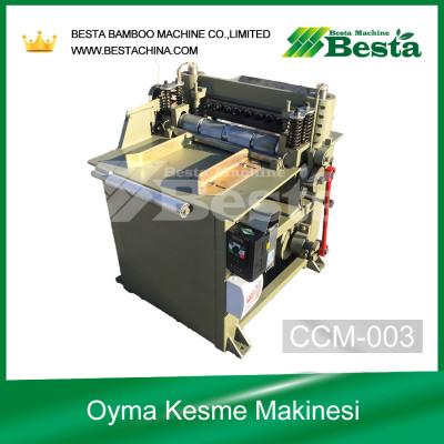 Oyma Kesme Makinesi CCM-003C, dondurma çubuğu yapma makinesi