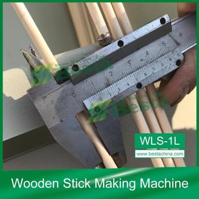Wooden Stick Making Machine