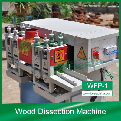 Wooden Toothpick Machines, Wood Dissection Machine
