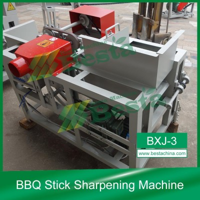 Bamboo Skewer Machine, BBQ Stick Machine (besta)