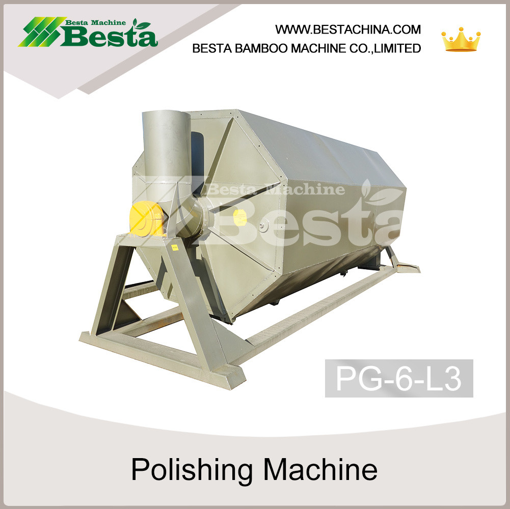 polishing machine-wooden spoon polishing