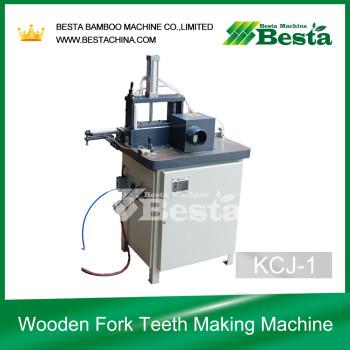 Wooden Fork Teeth Making Machine