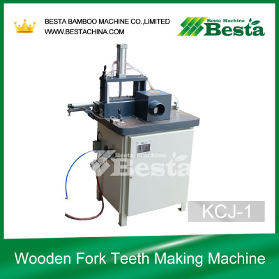 Wooden Fork Teeth Making Machine