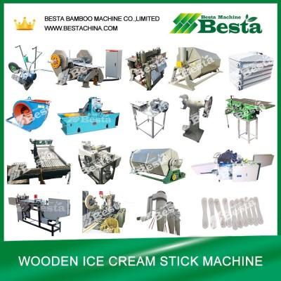 Ice cream stick production line -BESTA MACHINE