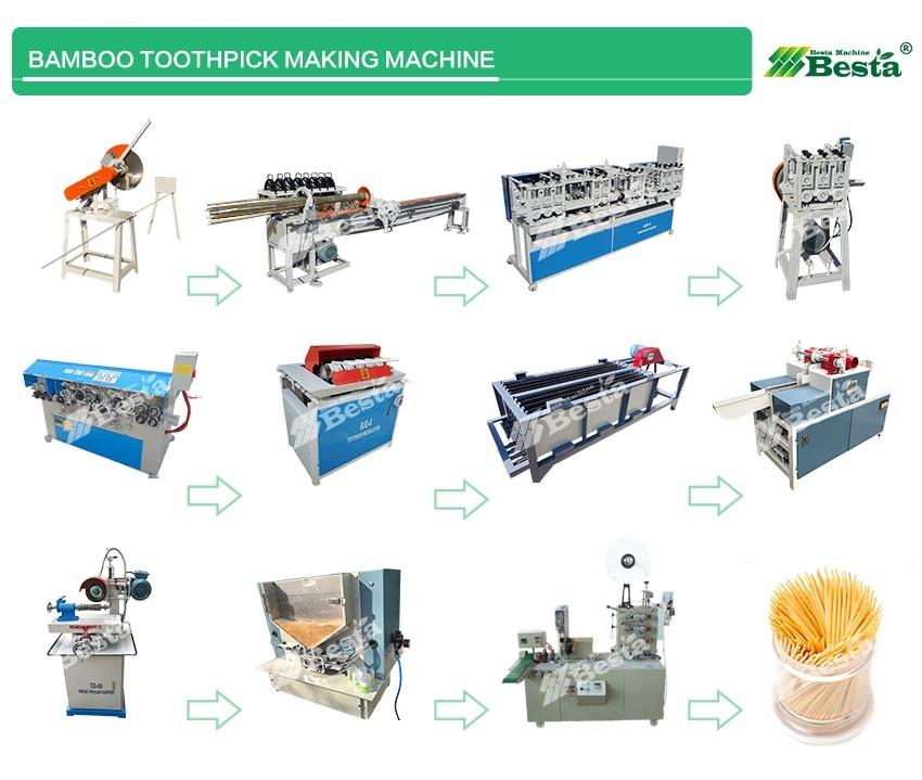 BAMBOO STICK MAKING MACHINE 4