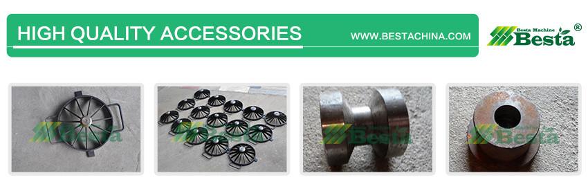 Bamboo Splitting machine  accessories