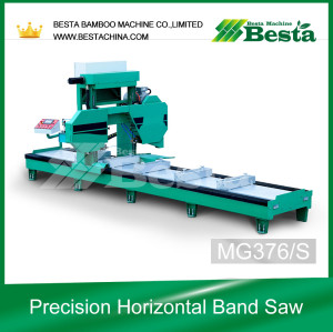 MG376/S CNC Precision Horizontal Band Saw