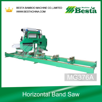 MG376A Horizontal Band Saw