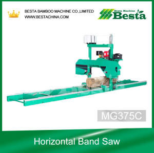MG375C(CD) Horizontal Band Saw
