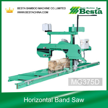 MG375/D Horizontal Band Saw