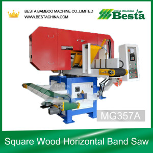 MG357A Square Wood Horizontal Band Saw