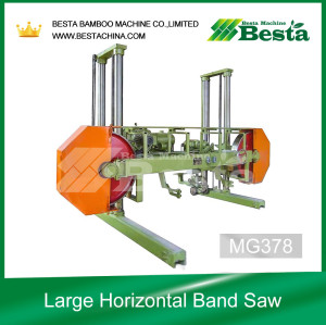 MG378 Large Horizontal Band Saw