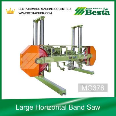 MG378 Large Horizontal Band Saw