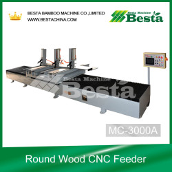 MC-3000A Round Wood CNC Feeder