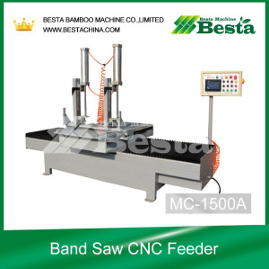 MC-1500A Band Saw CNC Feeder