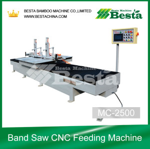 MC-2500 Band Saw CNC Feeding Machine