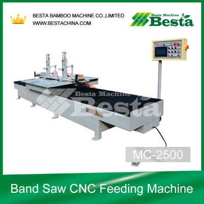 MC-2500 Band Saw CNC Feeding Machine