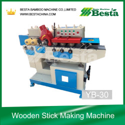 3.1 MM Wooden Round Stick Making Machine