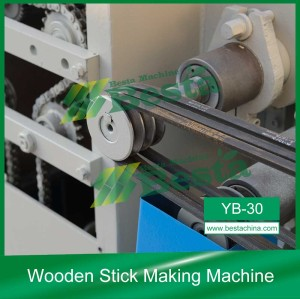 3.2 MM Wooden Round Stick Making Machine